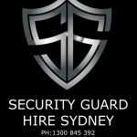 Security Guard hire sydeny